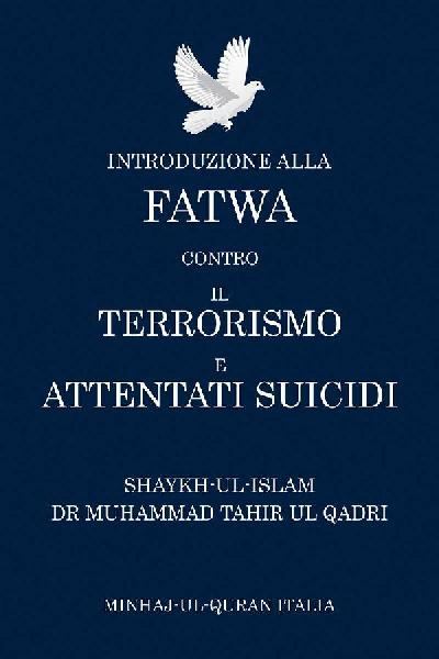 Fatwa: Suicide Bombing and Terrorism (German)