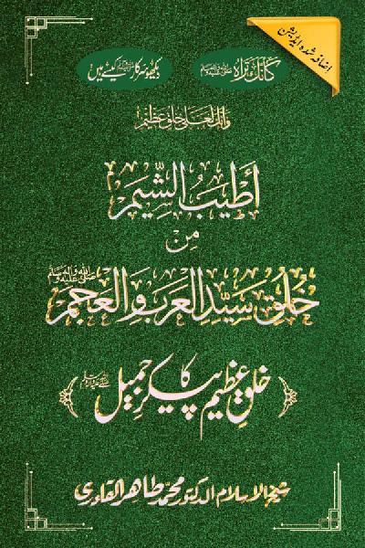 Khuluq e Azeem Ka Paikar e Jameel ﷺ