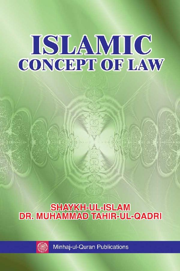 Islamic Concept of Law